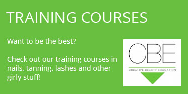 nail training courses