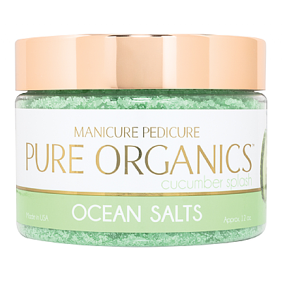 Pure Organics&reg Ocean Salts - 12 oz