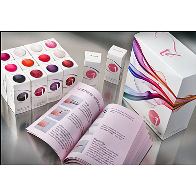 Entity® One Color Couture Gel Enamel Kit