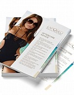 Exposed Aftercare Leaflets x50