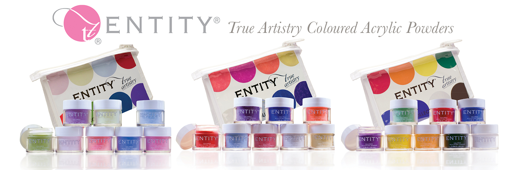 True artistry powders