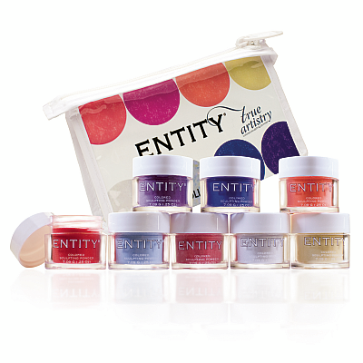 Entity® Coloured Acrylic Powder - Expression Collection