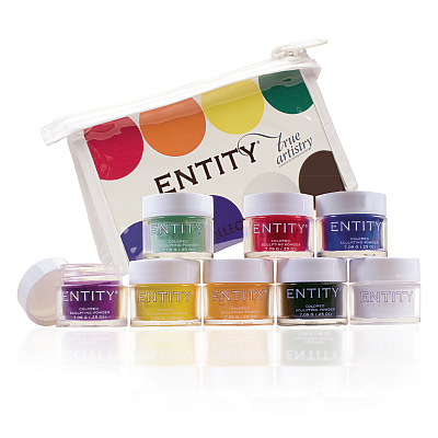 Entity® Coloured Acrylic Powder - Fine Arts Collection