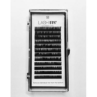 Lashnv™ Mink Lashes Mixed Length Trays