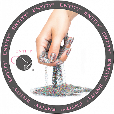 Entity® Dip & Buff Promotional Sticker